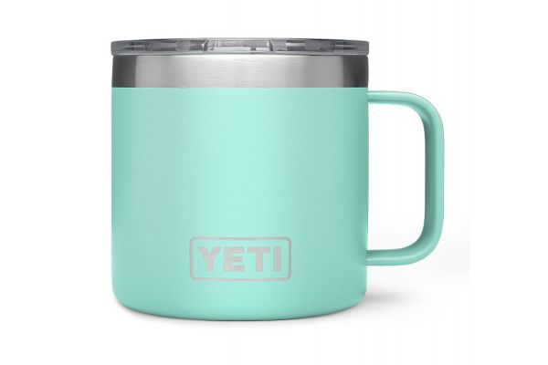 YETI Seafoam 14 Oz Rambler Mug - 21071300019