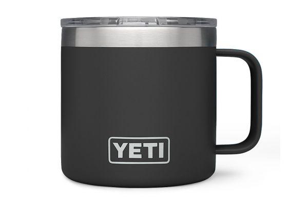 YETI Black 14 Oz Rambler Mug - 21071300021