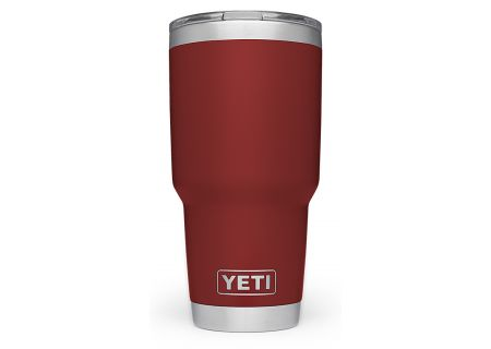 YETI Brick Red 30 Oz Rambler With MagSlider Lid - 21071300098