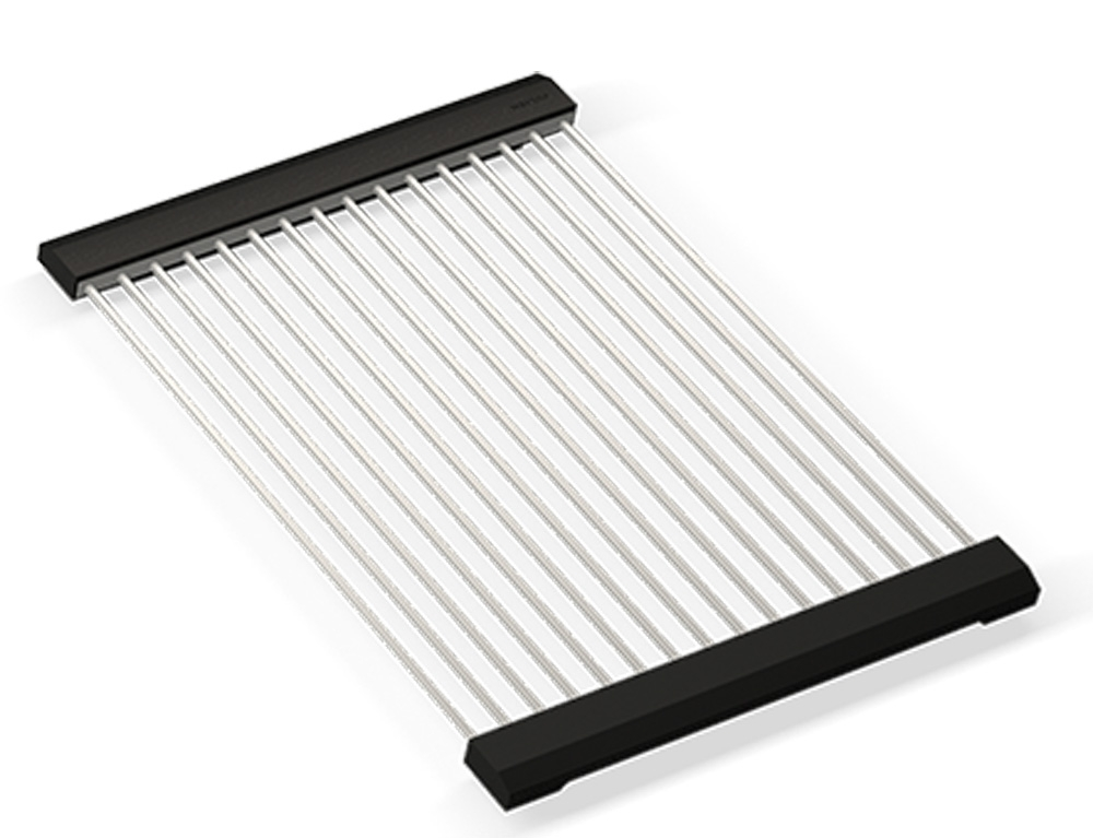 julien stainless steel sink drying rack 215008. Black Bedroom Furniture Sets. Home Design Ideas