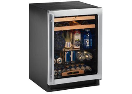 U-Line - 2175BEVC - Compact Refrigerators