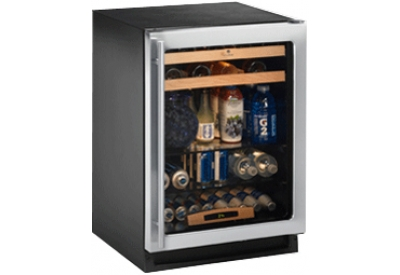 U-Line - U-2175BEVCS-00 - Wine Refrigerators and Beverage Centers