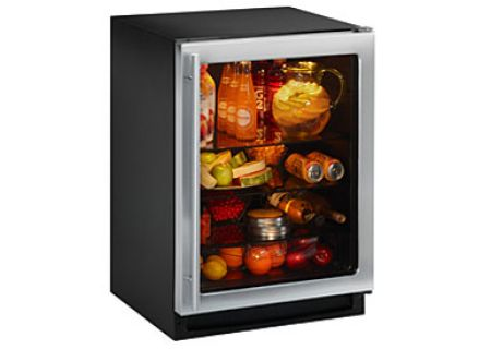 U-Line - U-2175RCGS-00 - Wine Refrigerators and Beverage Centers