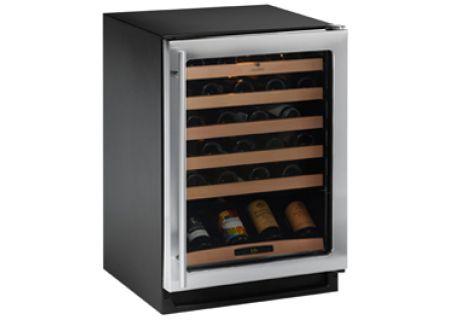 U-Line - 2175WCC - Wine Refrigerators and Beverage Centers