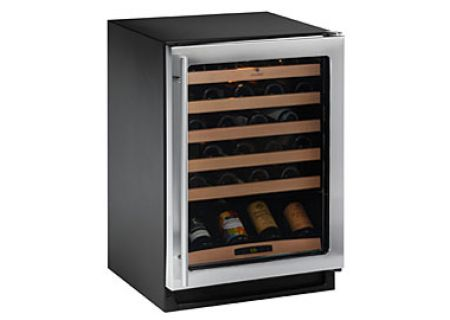 U-Line - 2175WCC - Wine Refrigerators and Beverage Centers