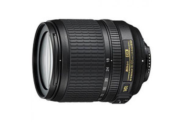 Large image of Nikon AF-S DX Nikkor 18-105mm Camera Lens - 2179