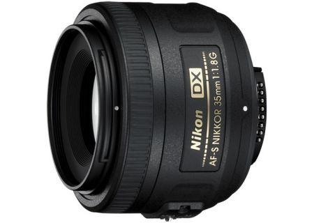 Nikon AF-S DX NIKKOR 35mm f1.8G Camera Lens - 2183