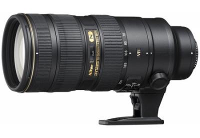 Nikon AF-S NIKKOR 70-200mm f/2.8G ED VR II Camera Lens - 2185