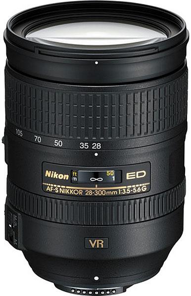 Nikon Af S Nikkor 28 300mm F3 5 5 6g Ed Vr Zoom Lens 2191