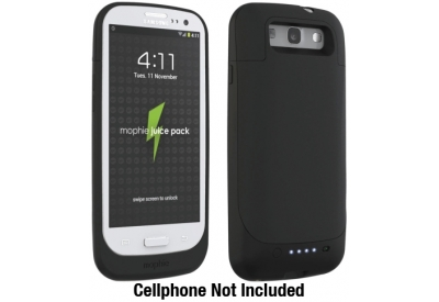 mophie - 2200-JP-GALAXYSIII-BLK - Cellular Carrying Cases & Holsters