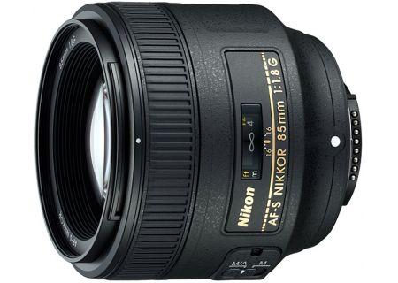 Nikon AF-S Fx NIKKOR 85mm f/1.8G Camera Lens - 2201