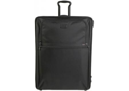 Tumi - 22028 BLACK - Checked Luggage