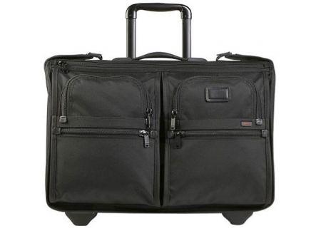 Tumi - 22033 BLACK - Carry-On Luggage