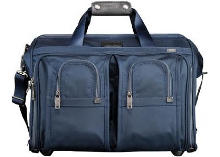 Tumi - 22124 NAVY - Carry-On Luggage
