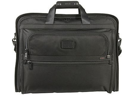 Tumi - 22136 BLACK - Carry-On Luggage