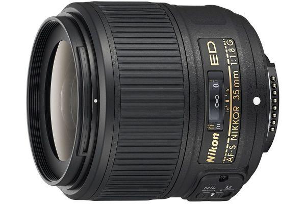 Large image of Nikon AF-S Fx NIKKOR 35mm f/1.8G ED Lens - 2215