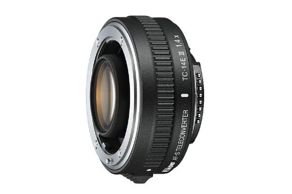 Large image of Nikon AF-S Teleconverter TC-14E III Camera Lens - 2219