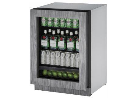 U-Line - U-2224RGLINT-01A - Wine Refrigerators and Beverage Centers