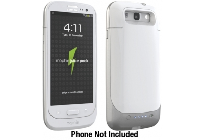 mophie - 2245-JP-GALAXYIII-WHT - Cellular Carrying Cases & Holsters