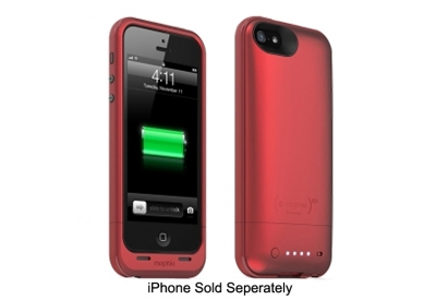 mophie - 2252JPHIP5RED - Portable Phone Chargers