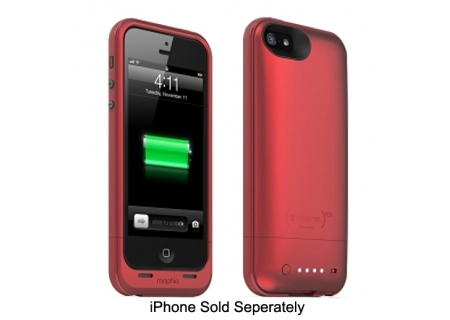mophie - 2252JPHIP5RED - Portable Chargers/Power Banks