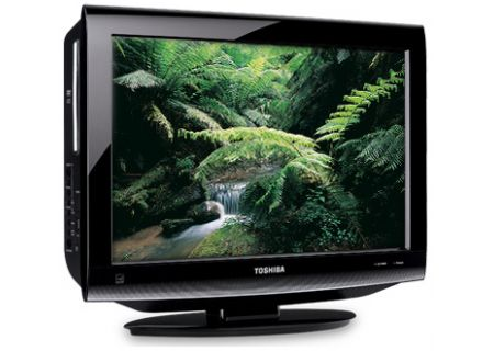 Toshiba - 22CV100U - LCD TV