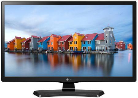"""LG 22"""" Black 1080P LED HDTV - 22LJ4540"""