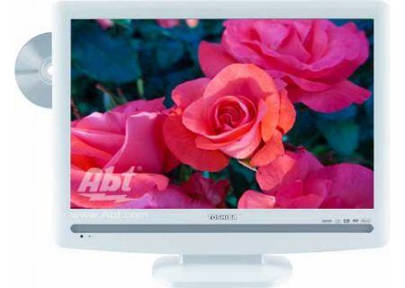 Toshiba - 22LV506 - TV DVD Combos