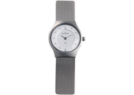 Skagen - 233XSSS1 - Womens Watches