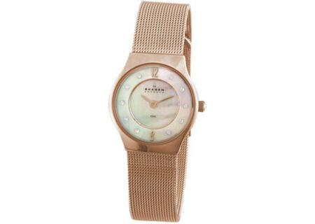 Skagen - 233XSRR - Womens Watches