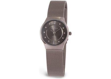 Skagen - 233XSTTM - Womens Watches