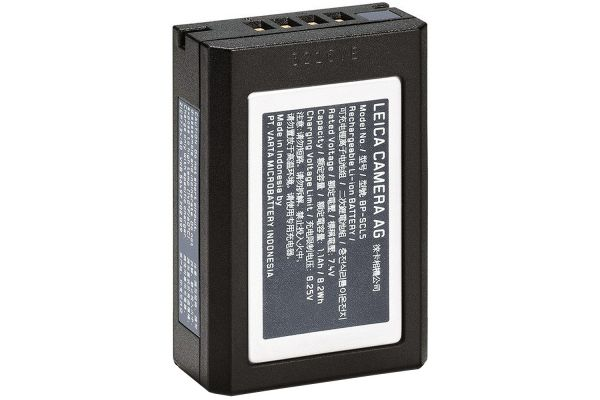 Large image of Leica M10 Lithium-Ion Battery BP-SCL5 - 24003