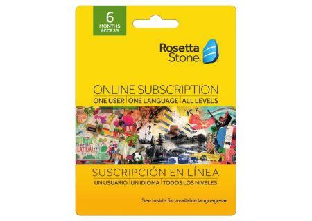 Rosetta Stone - 24222 - Software