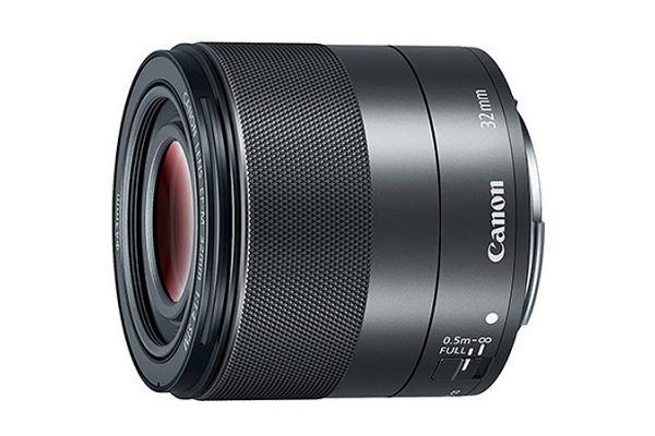 Large image of Canon EF-M 32mm f/1.4 STM Lens - 2439C002