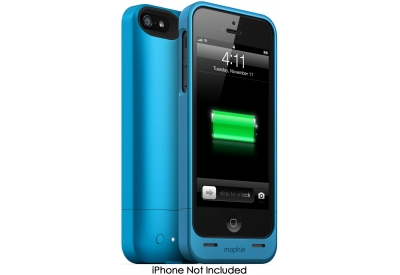 mophie - 2467_JPH-IP5-BLU - External Battery Pack Chargers