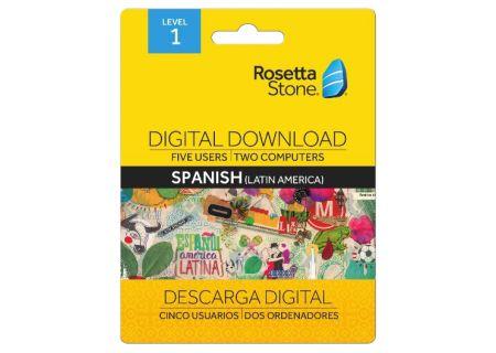 Rosetta Stone - 24891 - Software