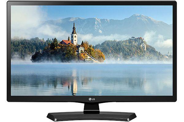 """Large image of LG 24"""" Black 720P LED HDTV - 24LJ4540"""