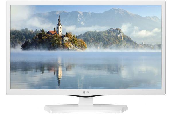 """LG 24"""" White 720P LED HDTV - 24LJ4540-WU"""