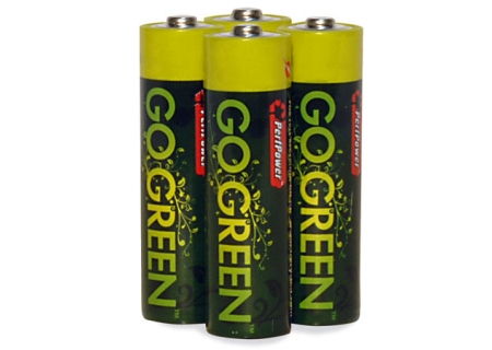 PerfPower - 25001 - Alkaline Batteries