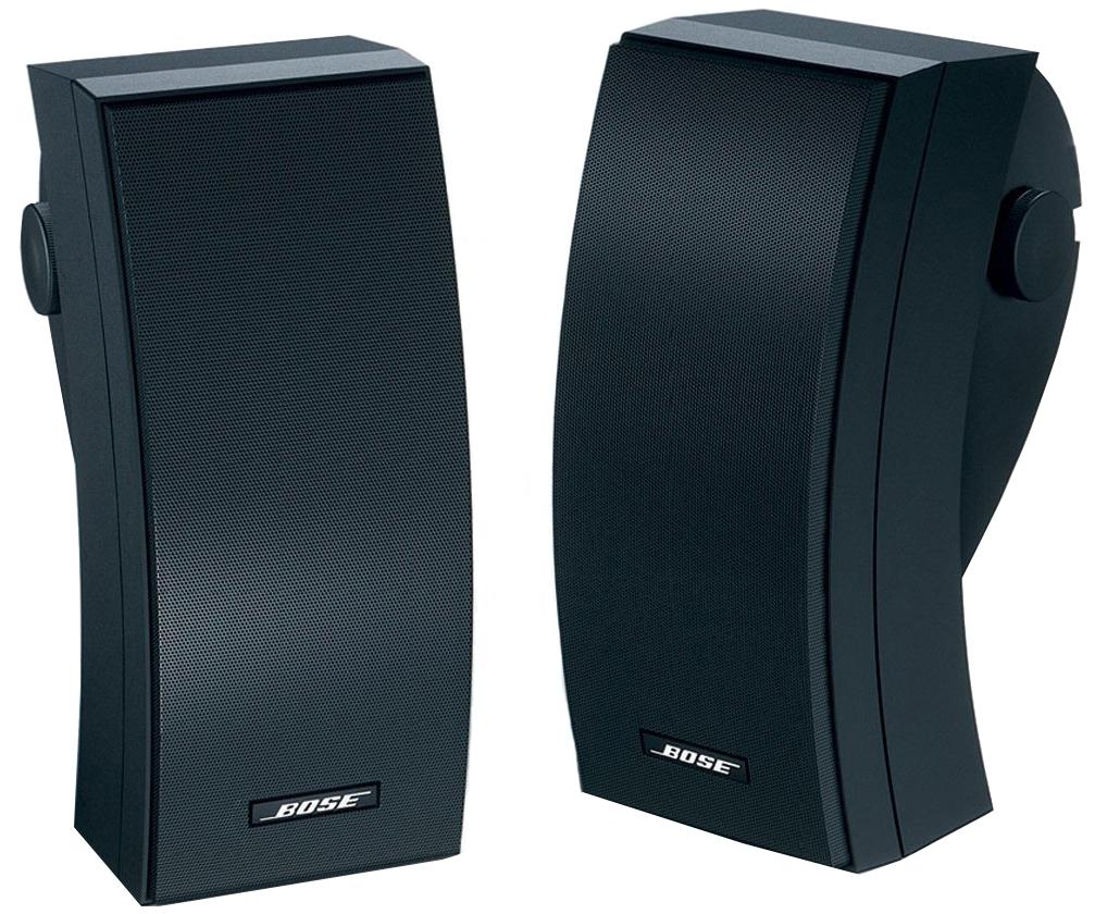 Bose 251 Environmental Speakers - Black - 24643