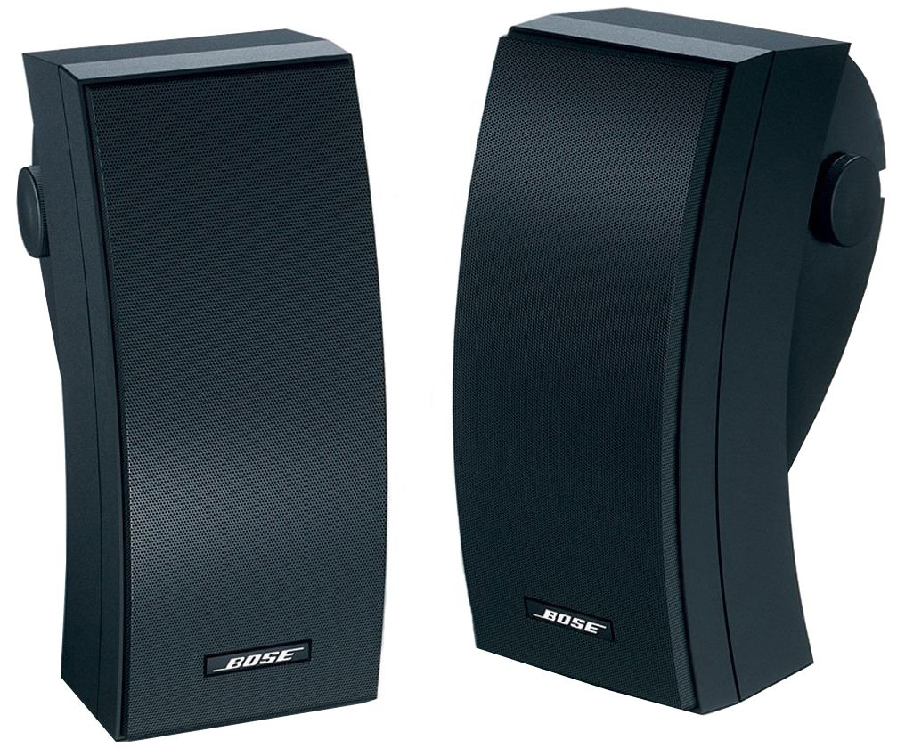 bose 251 environmental speakers black 24643 abt. Black Bedroom Furniture Sets. Home Design Ideas