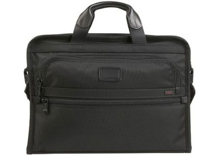 Tumi - 26111 BLACK - Briefcases