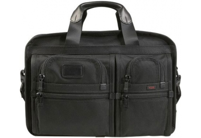 Tumi - 26141 BLACK - Briefcases