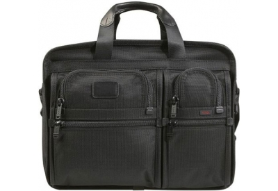 Tumi - 26160 BLACK - Briefcases
