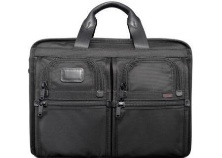 Tumi - 26161 BLACK - Carry-On Luggage