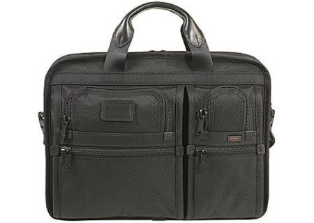 Tumi - 26516 BLACK - Briefcases