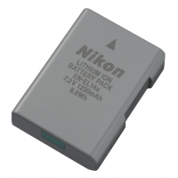 Nikon EN-EL14a Black Rechargeable Li-ion Battery