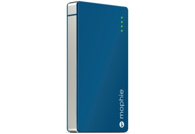 mophie - 2776_PWRSTION-MINI-BLU-R - External Battery Pack Chargers