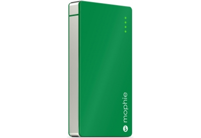 mophie - 2778_PWRSTION-MINI-GRN-R - External Battery Pack Chargers