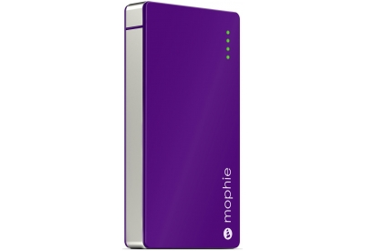 mophie - 2779_PWRSTION-MINI-PRP-R - External Battery Pack Chargers